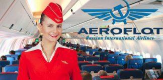 Mua máy bay Aeroflot qua đại lý