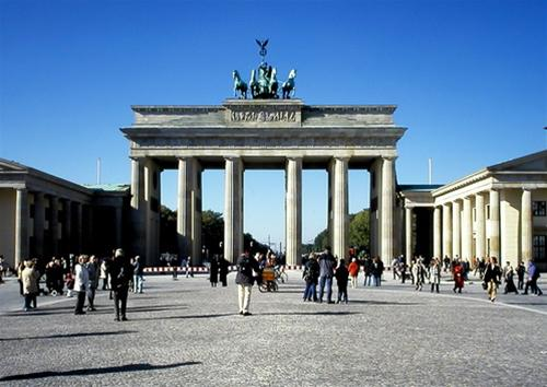 Cổng thành Brandenburg