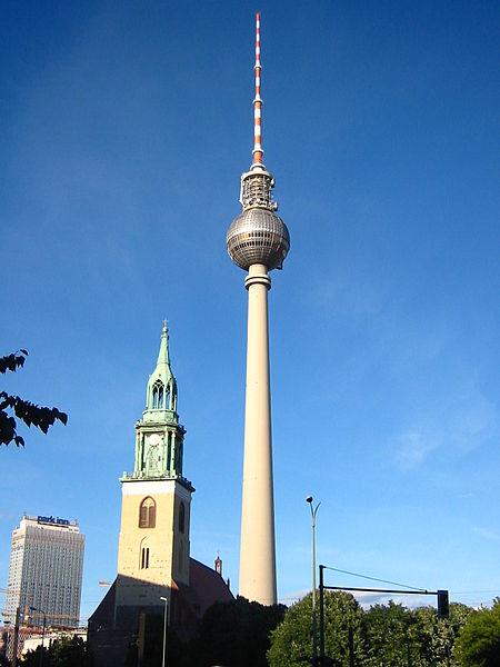 Tháp truyền hình Fernsehturm