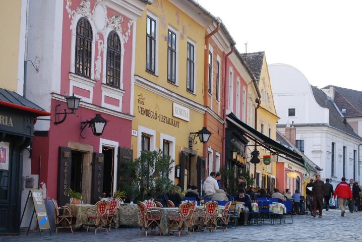 Ghé thăm Szentendre vùng đất của các họa sĩ