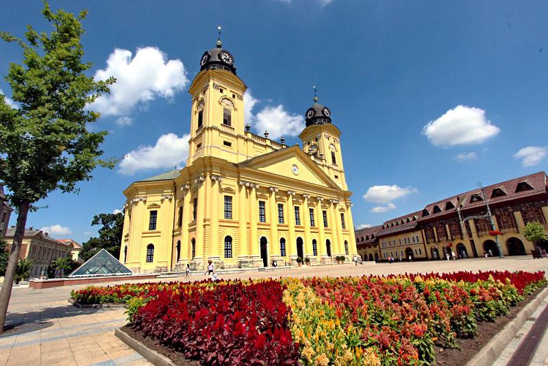 Debrecen thành phố cổ kính ở Hungary