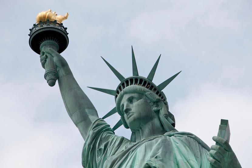 Khám phá tượng nữ thần tự do của Mỹ