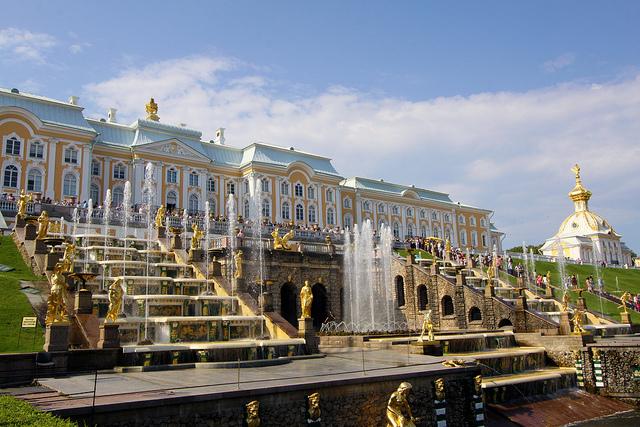 Vé máy bay đi Saint Petersburg giá rẻ