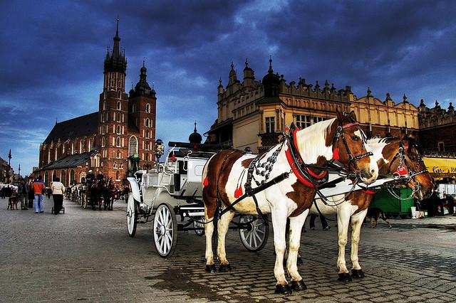 Du ngoạn cố đô Krakow cổ kính