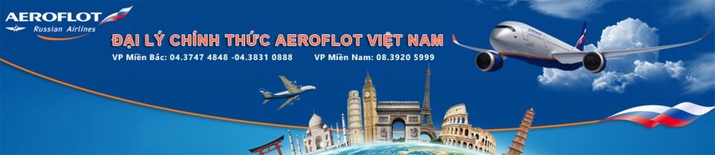 Cách mua vé máy bay Aeroflot