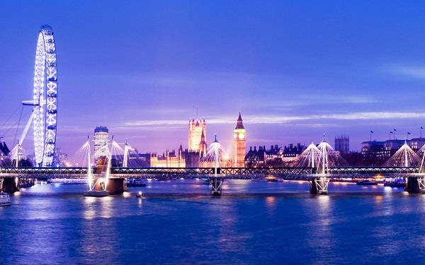 Du lịch tới Anh cùng Aeroflot