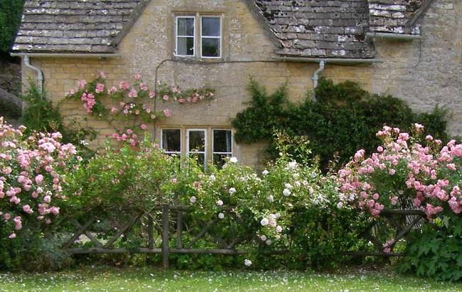 Bibury ngôi làng xinh đẹp ở Anh