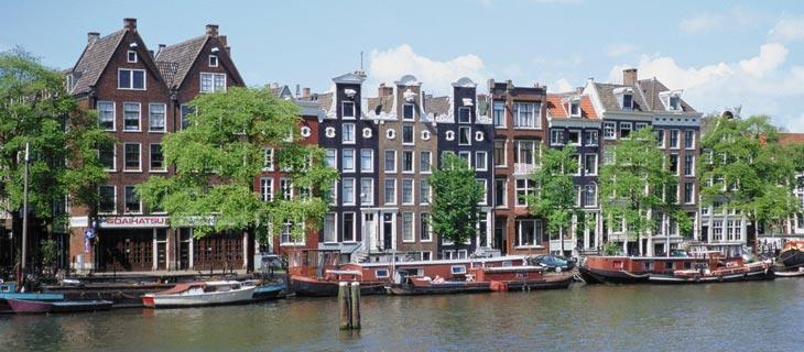 Mua vé máy bay giá rẻ đi Hà Lan