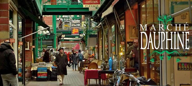 Những khu mua sắm hấp dẫn nhất Pari