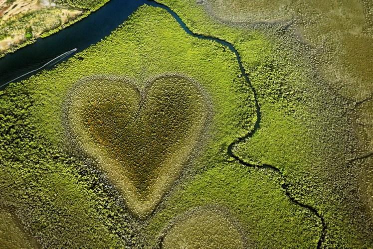 Lãng mạn hòn đảo trái tim của pháp