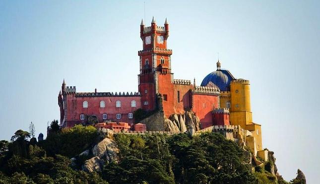 Sintra địa điểm nghỉ dưỡng tuyệt vời ở Bồ Đào Nha