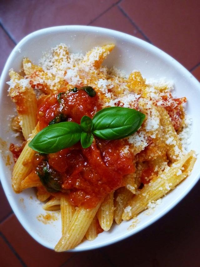 Món pasta niềm tự hào của người Italia