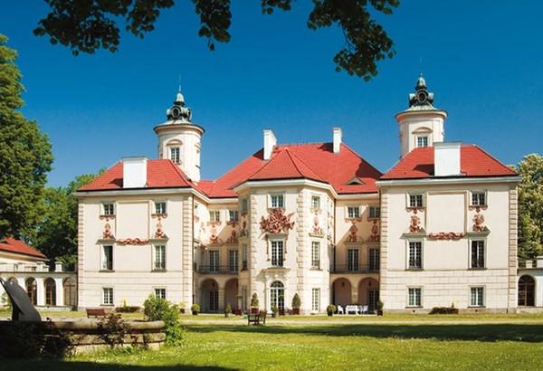 Những cung điện lộng lẫy ở Ba Lan