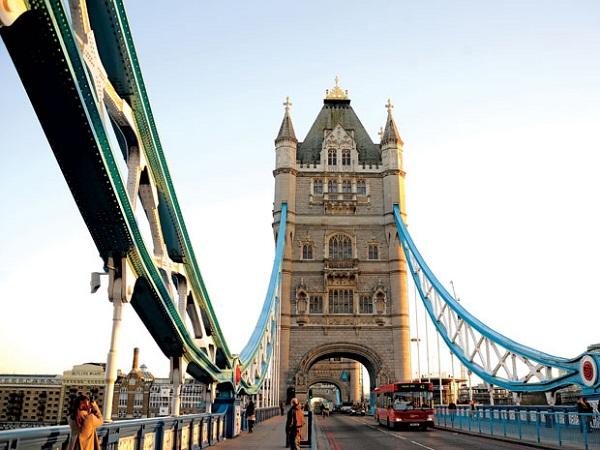 Khám phá nét đẹp của cầu tháp London