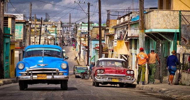 Havana trái tim của Cuba