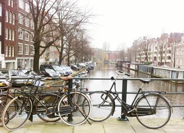 Du lịch Hà Lan cùng Aeroflot