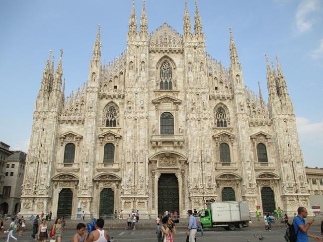 Du lịch tới Lombardy, Italya