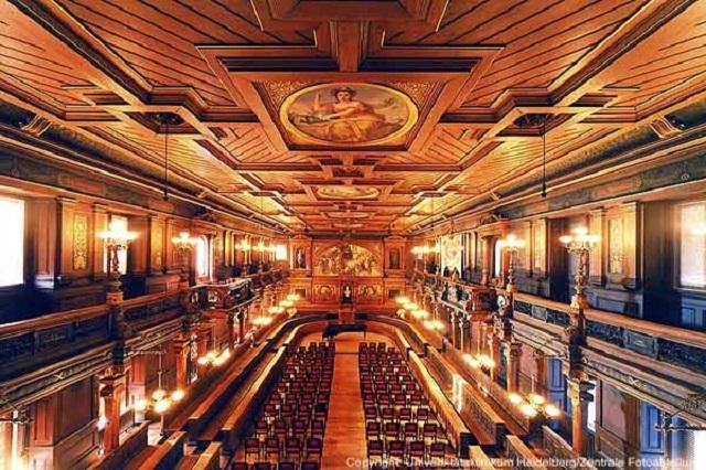 Heidelberg trường đại học lâu đời nhất nước đức