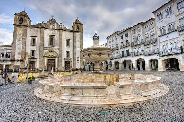 Ghé thăm thành phố văn hóa  Evora của Bồ Đào Nha