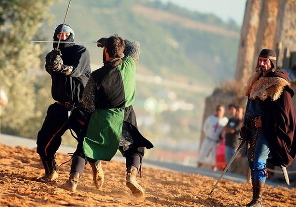 Tới Bồ Đào Nha tham dự lễ hội trung cổ Obidos