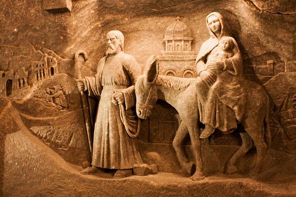 Mỏ muối Wieliczka di sản văn hóa thế giới của Ba Lan