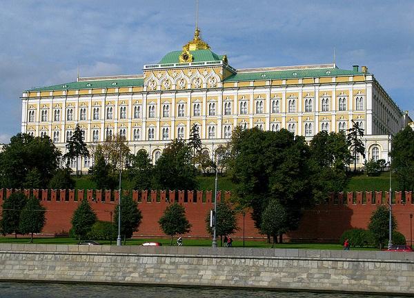 Vẻ đẹp kiến trúc của thủ đô Moscow