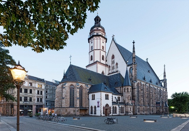 Ghé thăm thành phố Leipzig nước Đức
