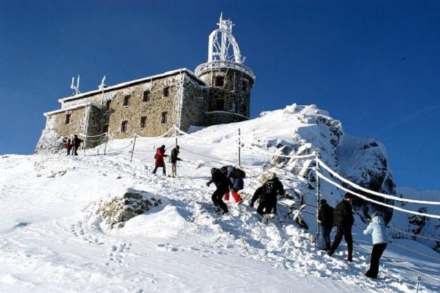 Zakopane miền đất của mùa đông ở Ba Lan