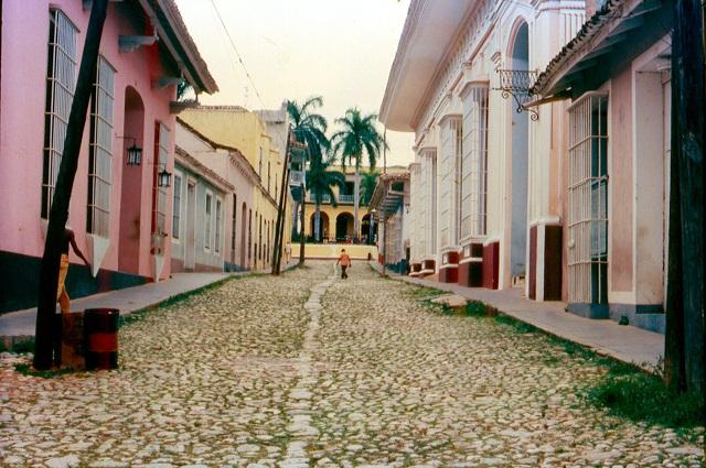 Ghé thăm thành phố Trinidad