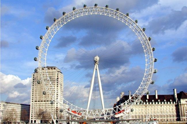 Những biểu tượng nổi tiếng ở London