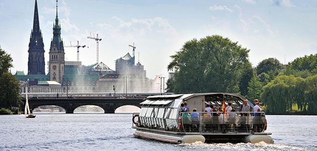 Hamburg thành phố cảng