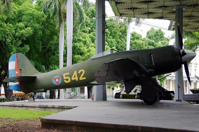 Chiếc máy bay trong những trận chiến của Cuba