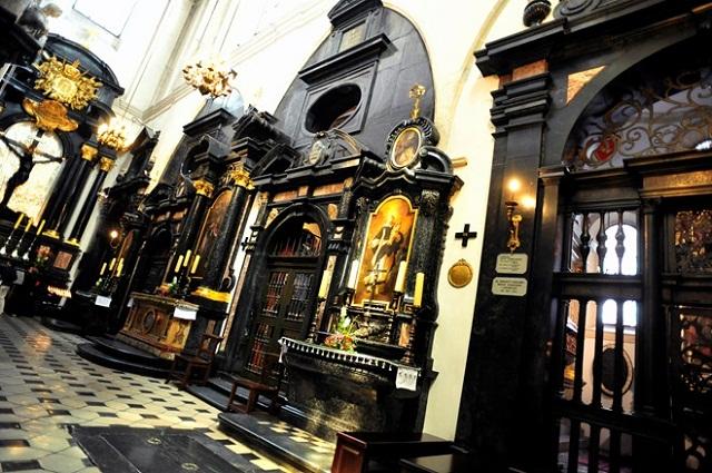 Nhà thờ Gothique Wawel