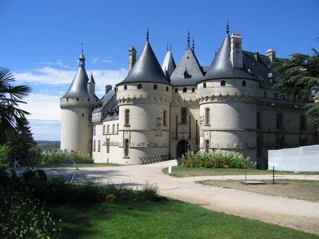 Lâu đài Chateau de Chaumont