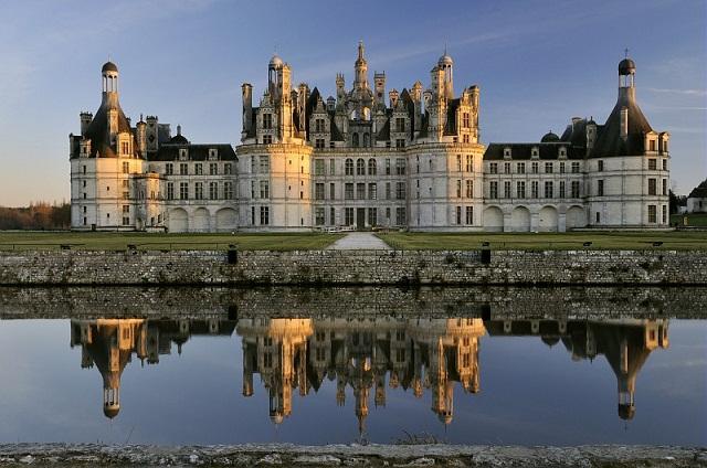 Lâu đài Chateau de Chambord