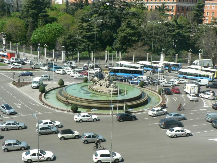 Quảng trường Cibeles