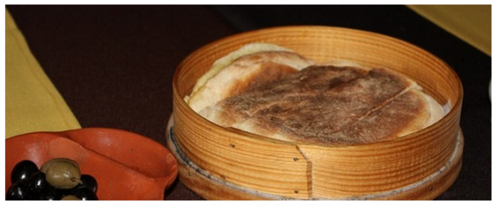 Bánh Bolo do caco