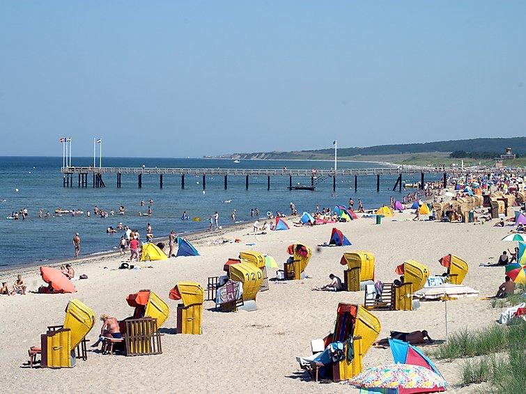 bãi biển Travemünder