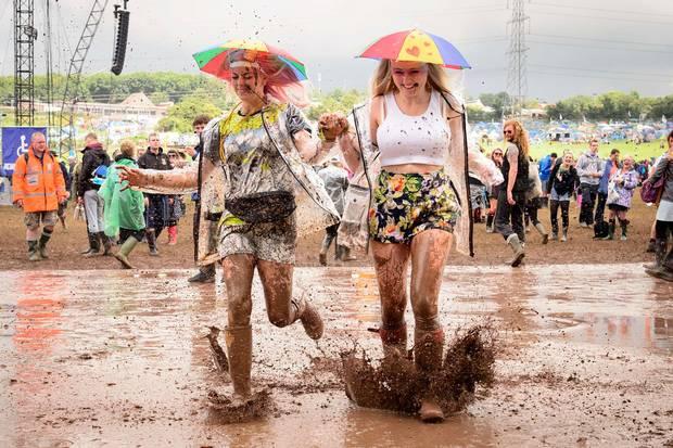 Lễ hội Glastonbury1