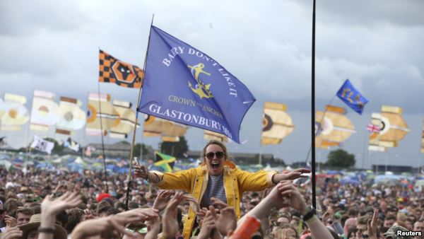 Lễ hội Glastonbury3