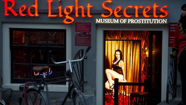 Red light secrets museum of Prostitution
