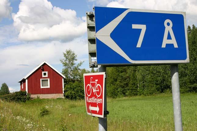 Làng Åở hạt Östergötland