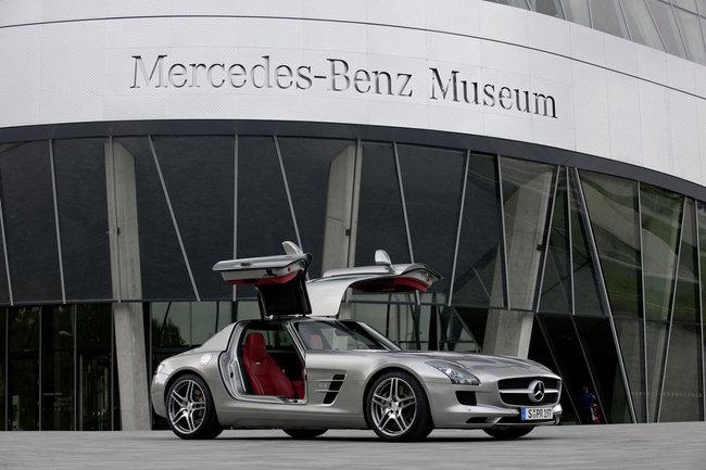Mercedes Benz đức