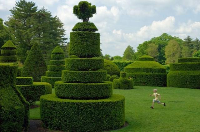 Khu vườn Longwood