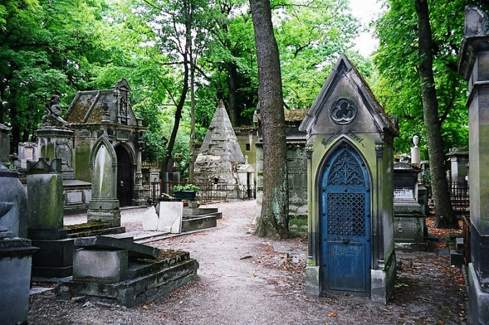 Nghĩa trang Pere-lachaise