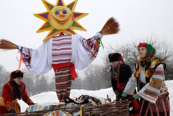 Lễ hội Maslenitsa