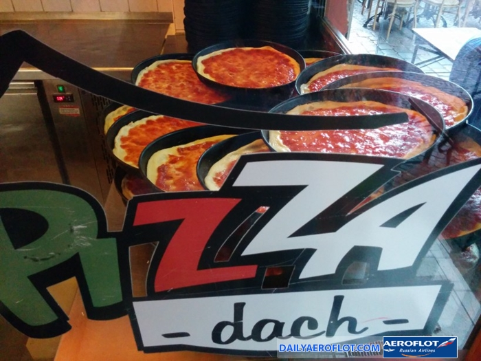 Pizza Dach