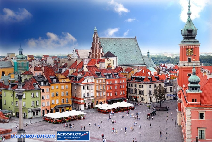 Old Town Warsaw1