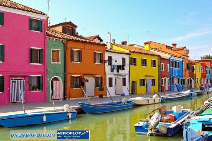 Venice dao Burano