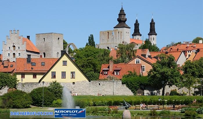 Thành phố Visby